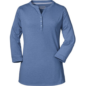 Schöffel Johannesburg1 T-shirt à manches longues Femme, blue indigo